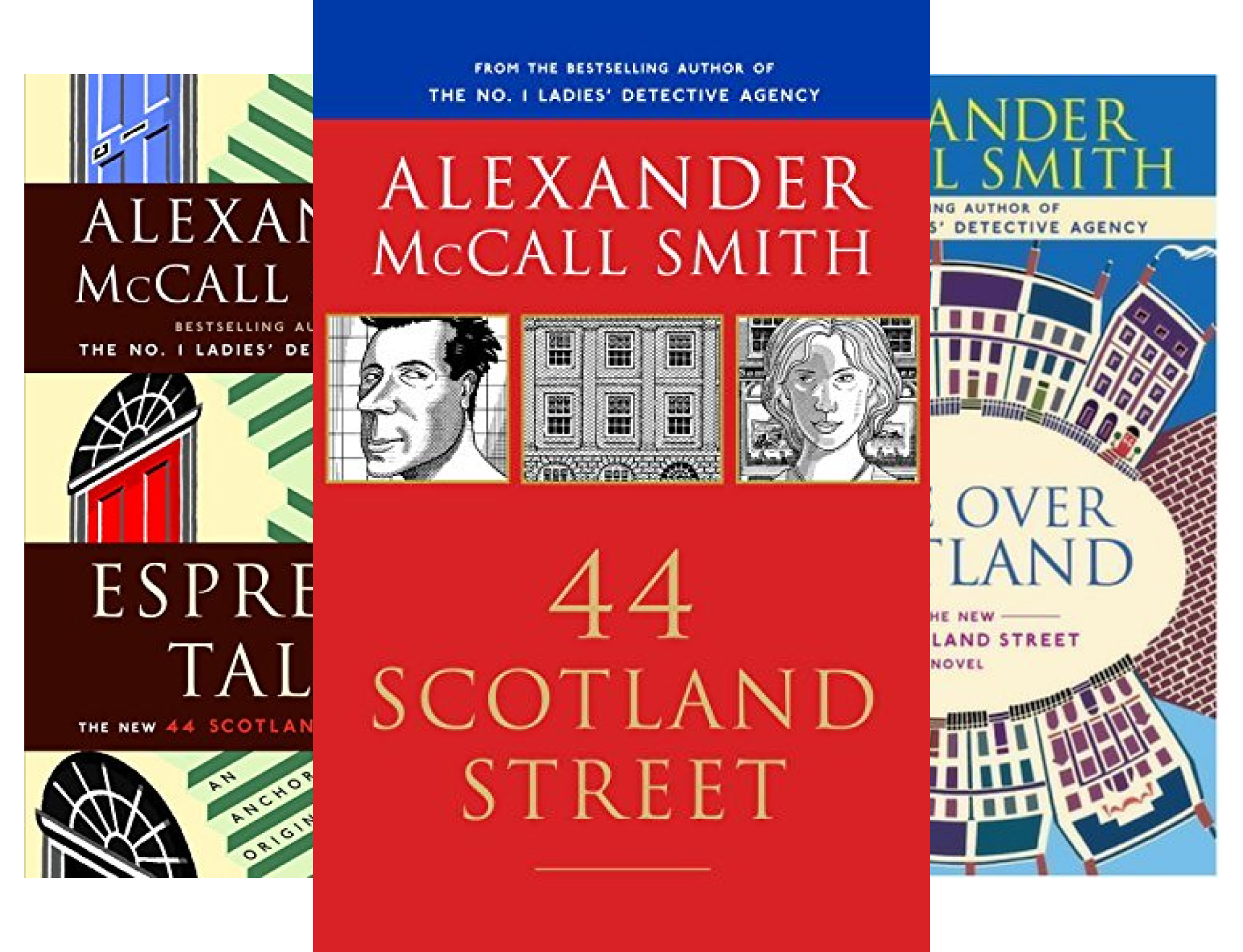 44 Scotland Street (11 Book Series)