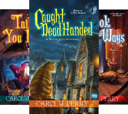 A Witch City Mystery (9 Book Series) by  Carol J. Perry