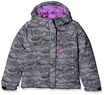 4768abaf0b47 Columbia Girls  Alpine Free Fall Ski Jacket  Amazon.co.uk  Sports ...