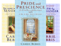 Mr and mrs darcy mysteries 7 book series mr and mrs darcy mysteries 7 book series by carrie bebris fandeluxe Gallery