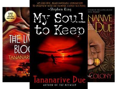 African Immortals Series