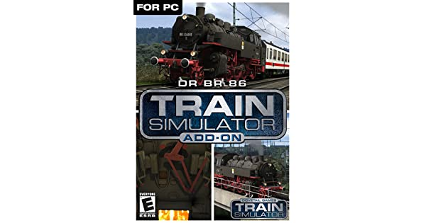 728ee2094ca Amazon.com: DR BR 86 Loco Add-On [Online Game Code]: Video Games
