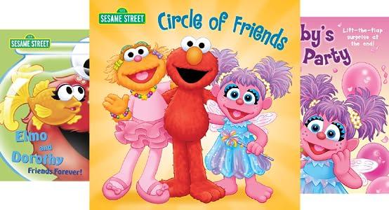 Sesame Street Friends