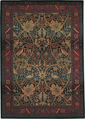 Oriental Weavers Kharma 470×4 Area Rug, 9 9 x 12 2 , Red