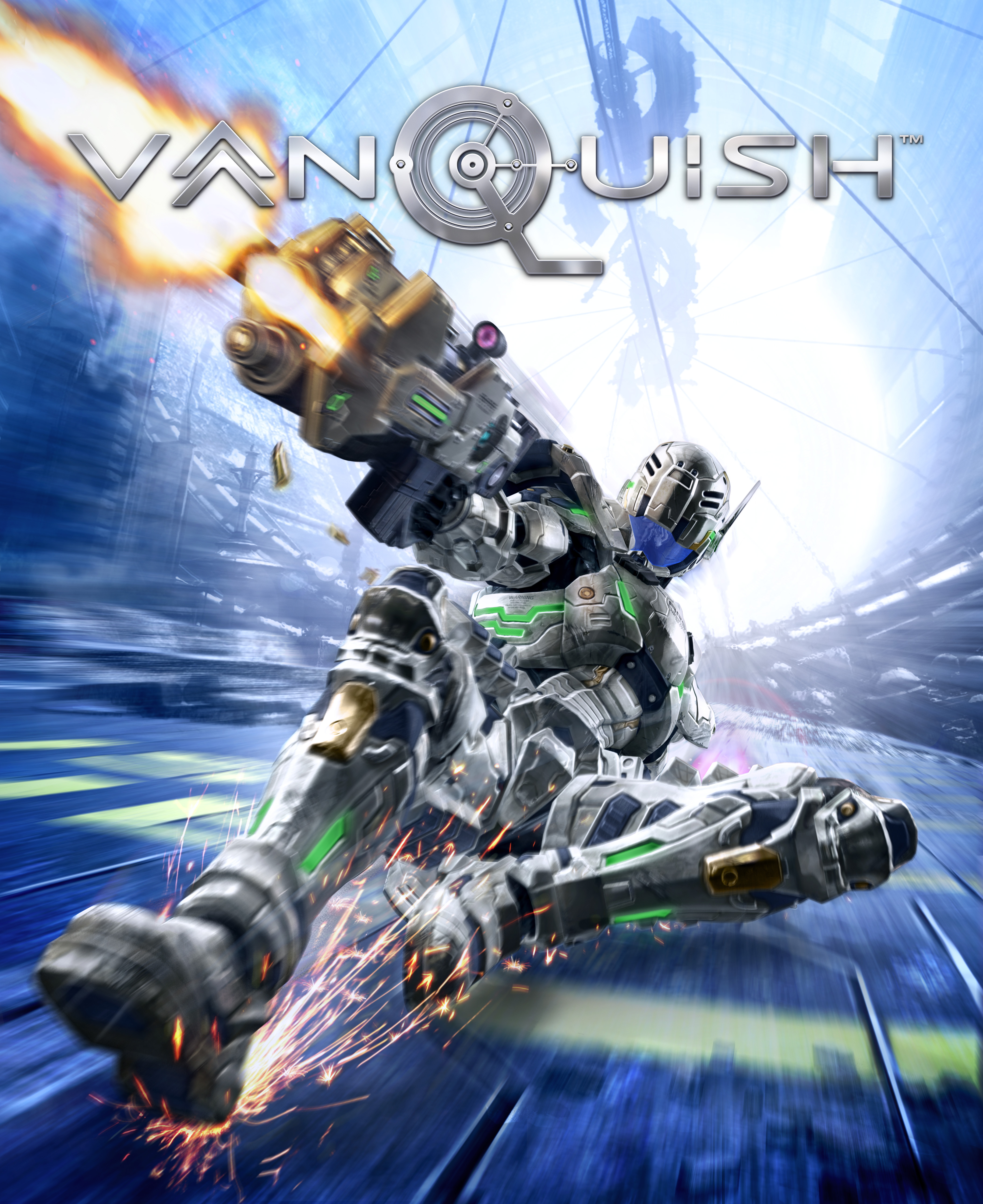 Sega Vanquish Online Game Code