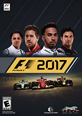 F1 2017 [Online Game Code]