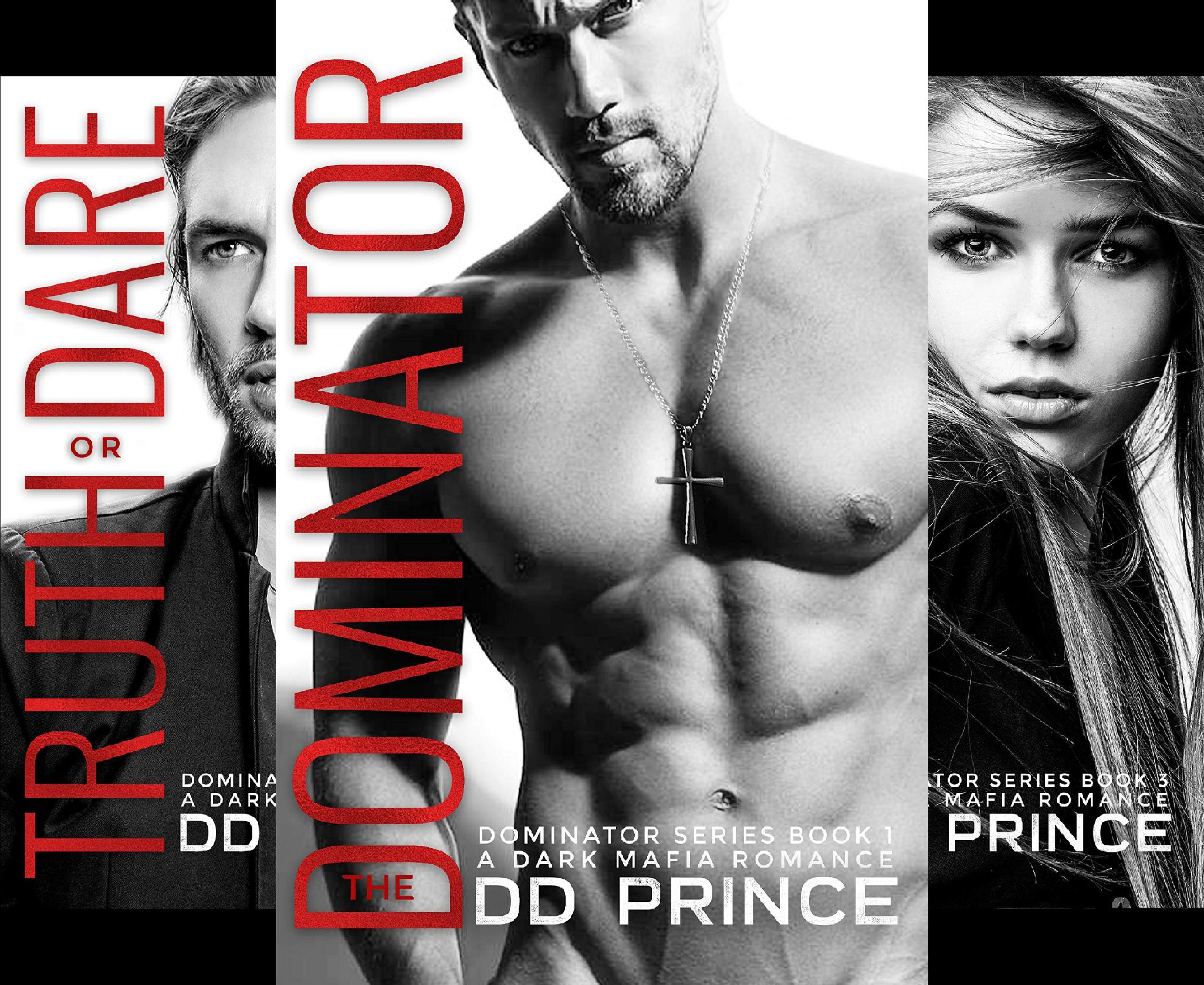 (The Dominator (3 Book Series))