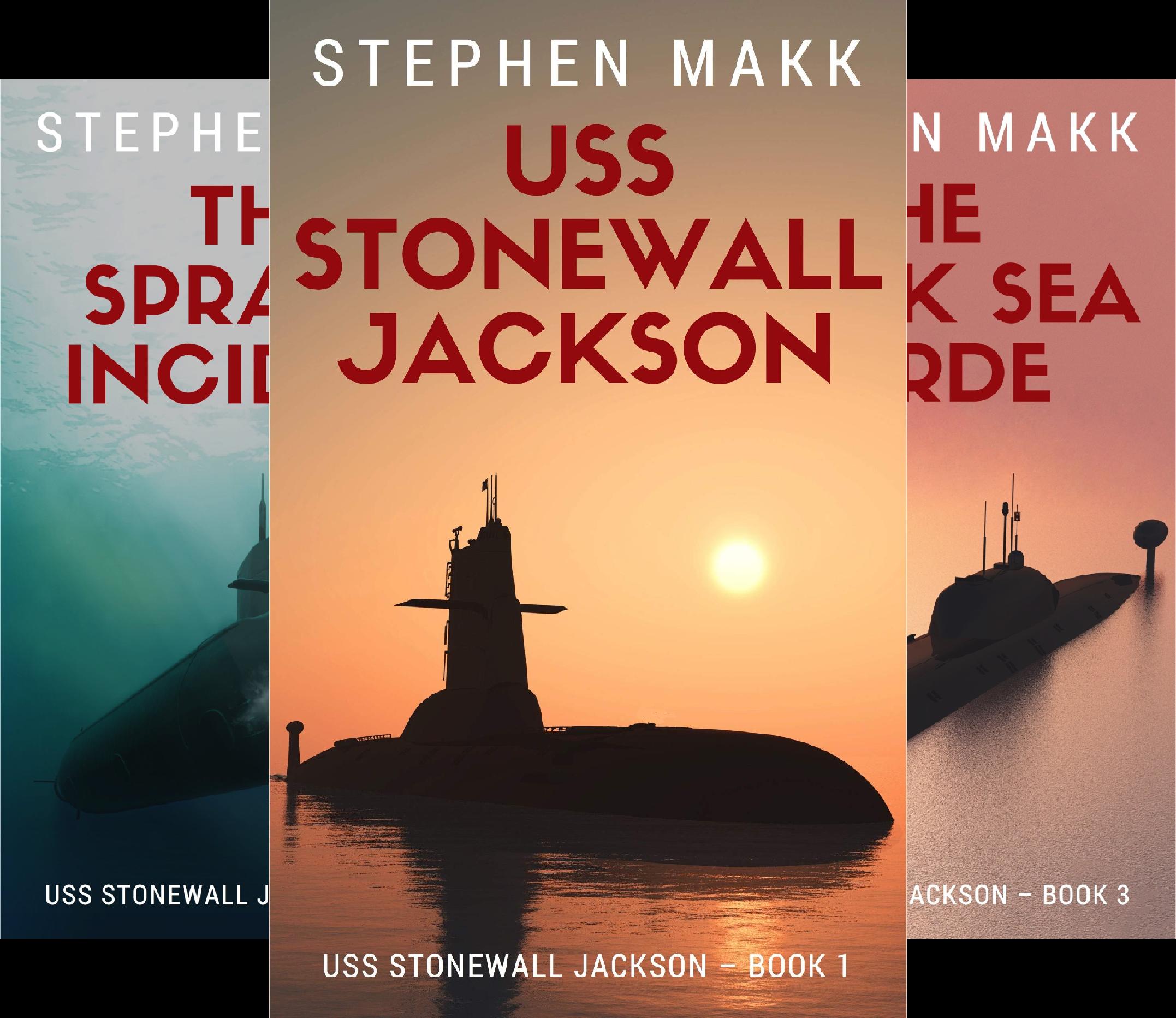 (USS Stonewall Jackson (5 Book Series))
