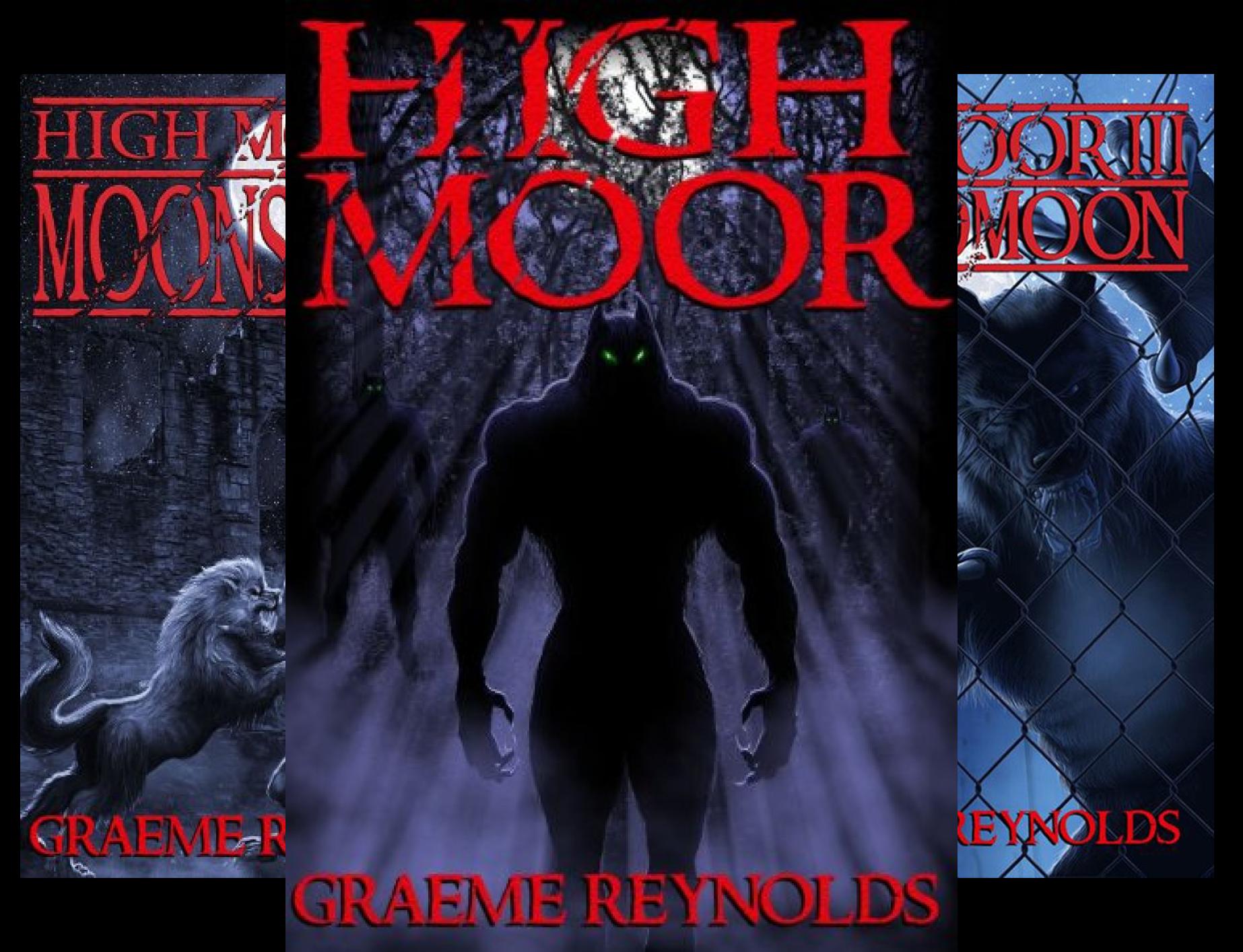 High Moor (3 Book Series)