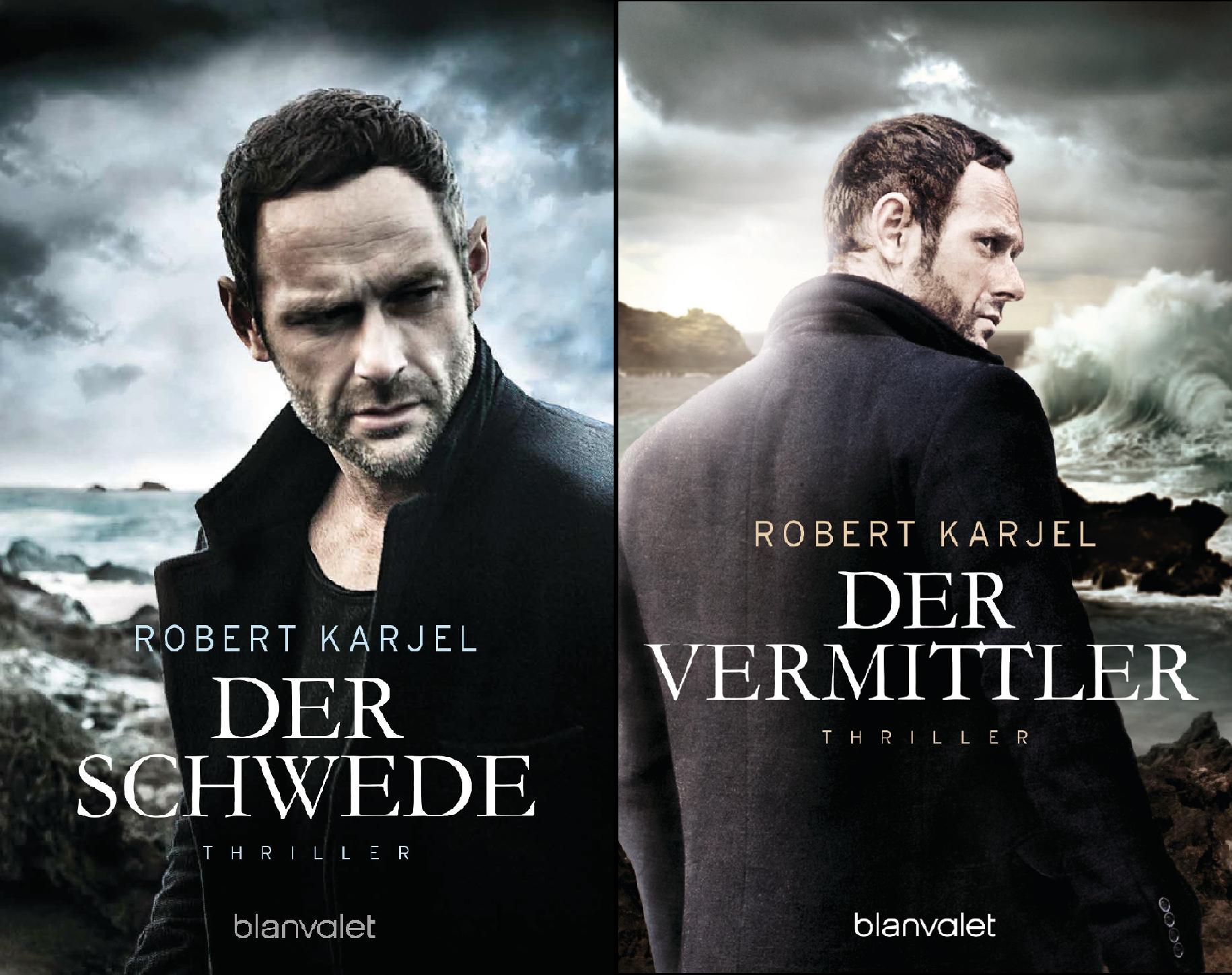 Geheimagent Ernst Grip (Reihe in 2 Bänden)
