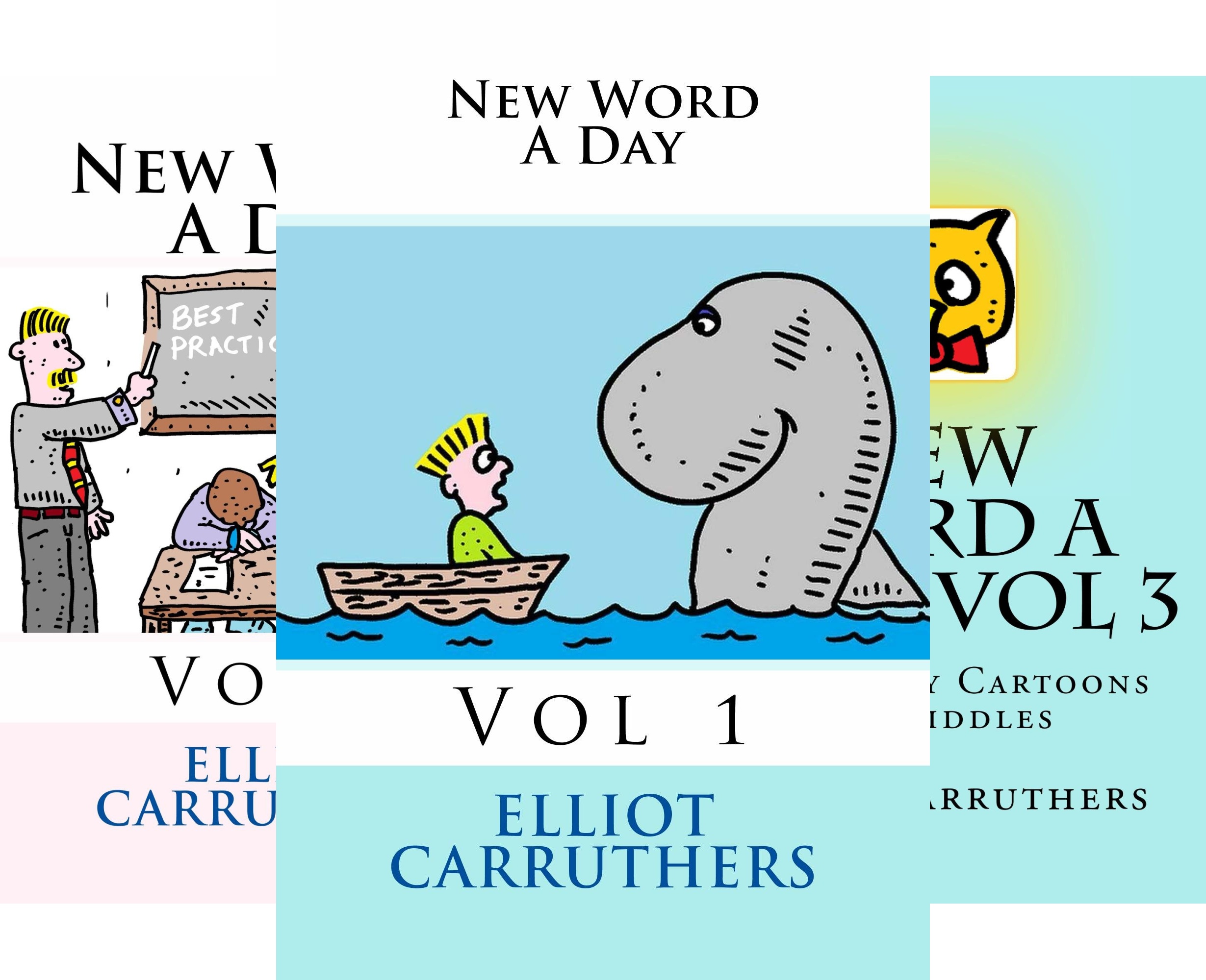 New Word A Day (6 Book Series)