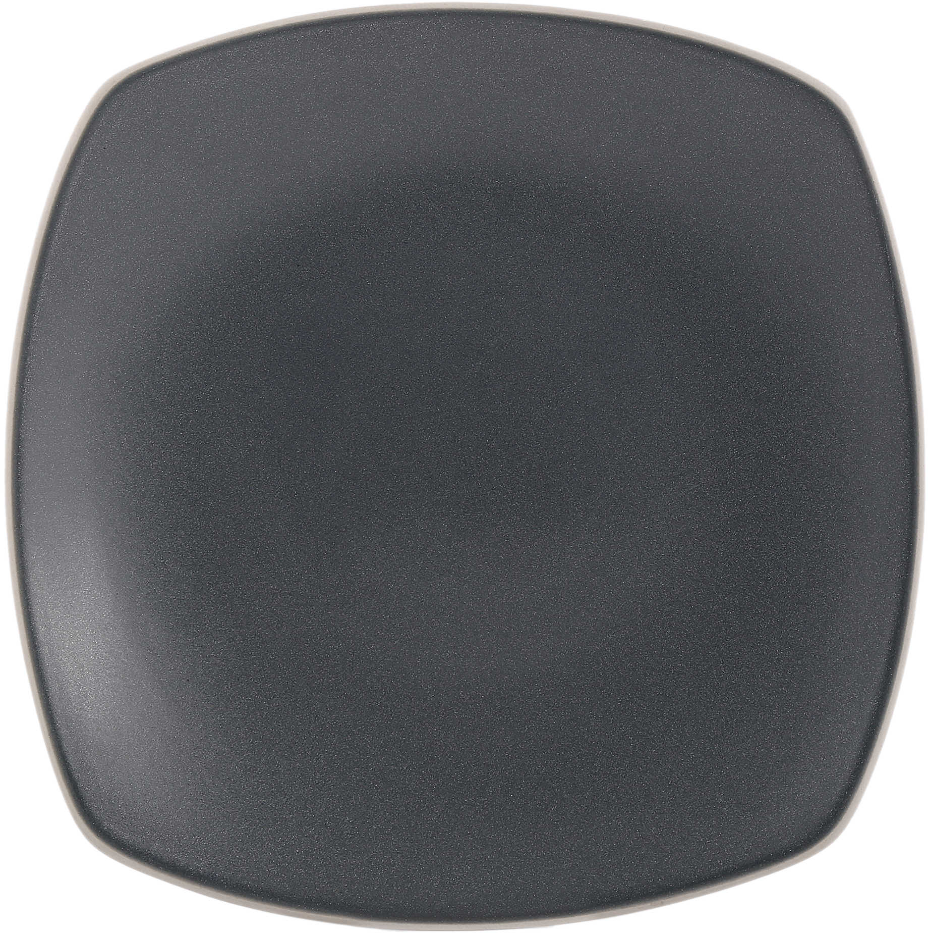 Bed bath beyond pizza stone - Artisanal Kitchen Supply Edge Square Dinner Plate In Grey Bed Bath Beyond