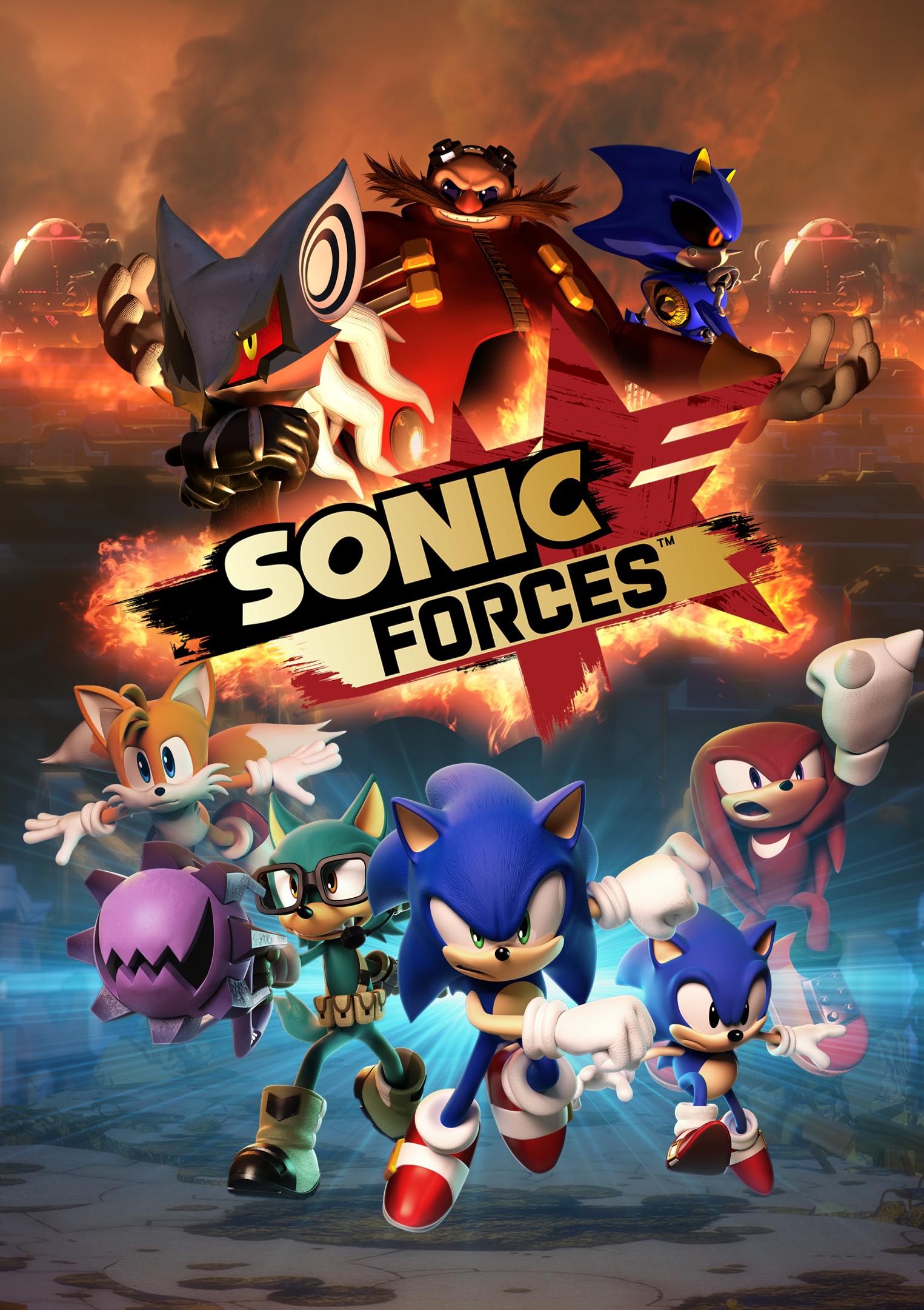 Amazon com: Sonic Forces Digital Bonus Edition [Online Game