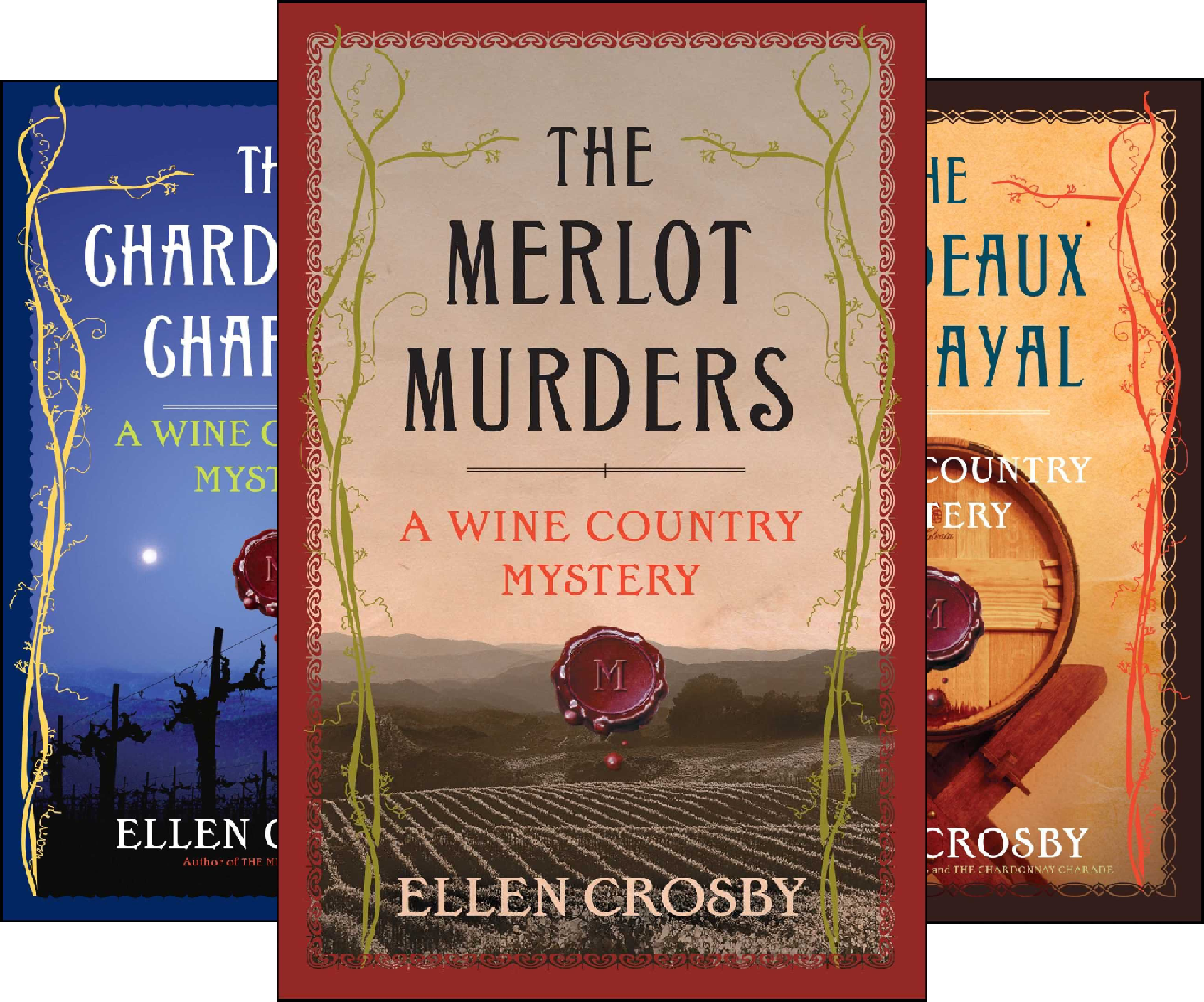 A Wine Country Mystery (6 Book Series)