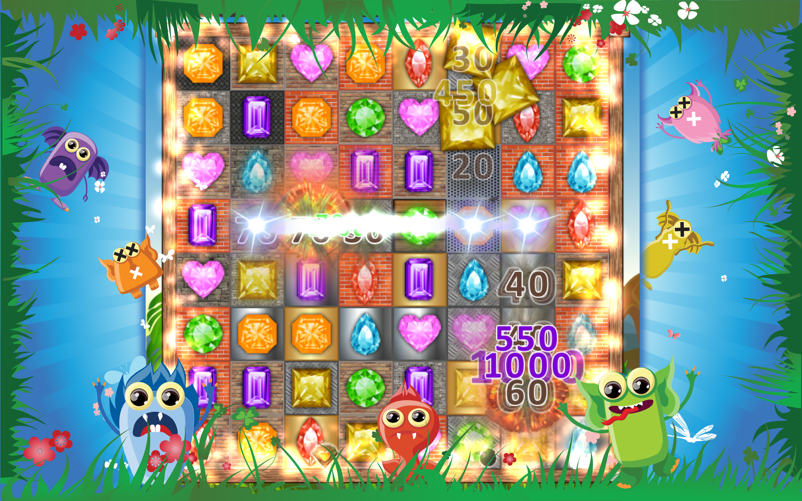 Toy Blast For Kindle Fire : Jewels blast crusher amazon appstore for android