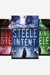 The Jasmine Steele Mystery Series (4 Book Series) Kindle Edition