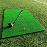 FORB Academy Golf Practice Mat (150cm x 100cm) - Beginners Roll Down Fairway Mat To Practise At Home [Net World Sports]