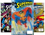 img - for Superman: The Man of Steel (1991-2003) (Issues) (48 Book Series) book / textbook / text book