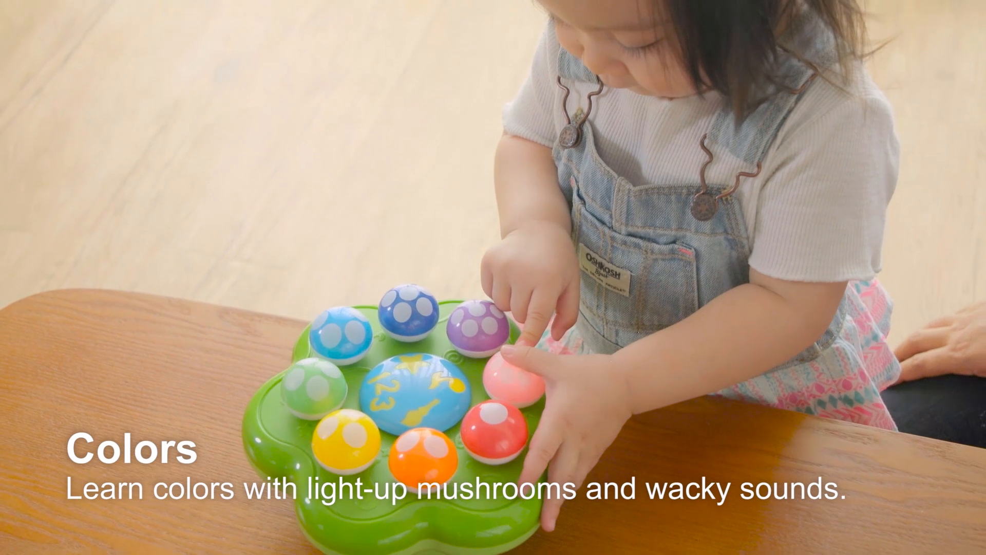 Interactive Educational Light-Up Toddler Toys for 1 to 3 ...