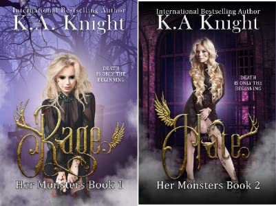 Her Monsters 2 Book Series Kindle Edition