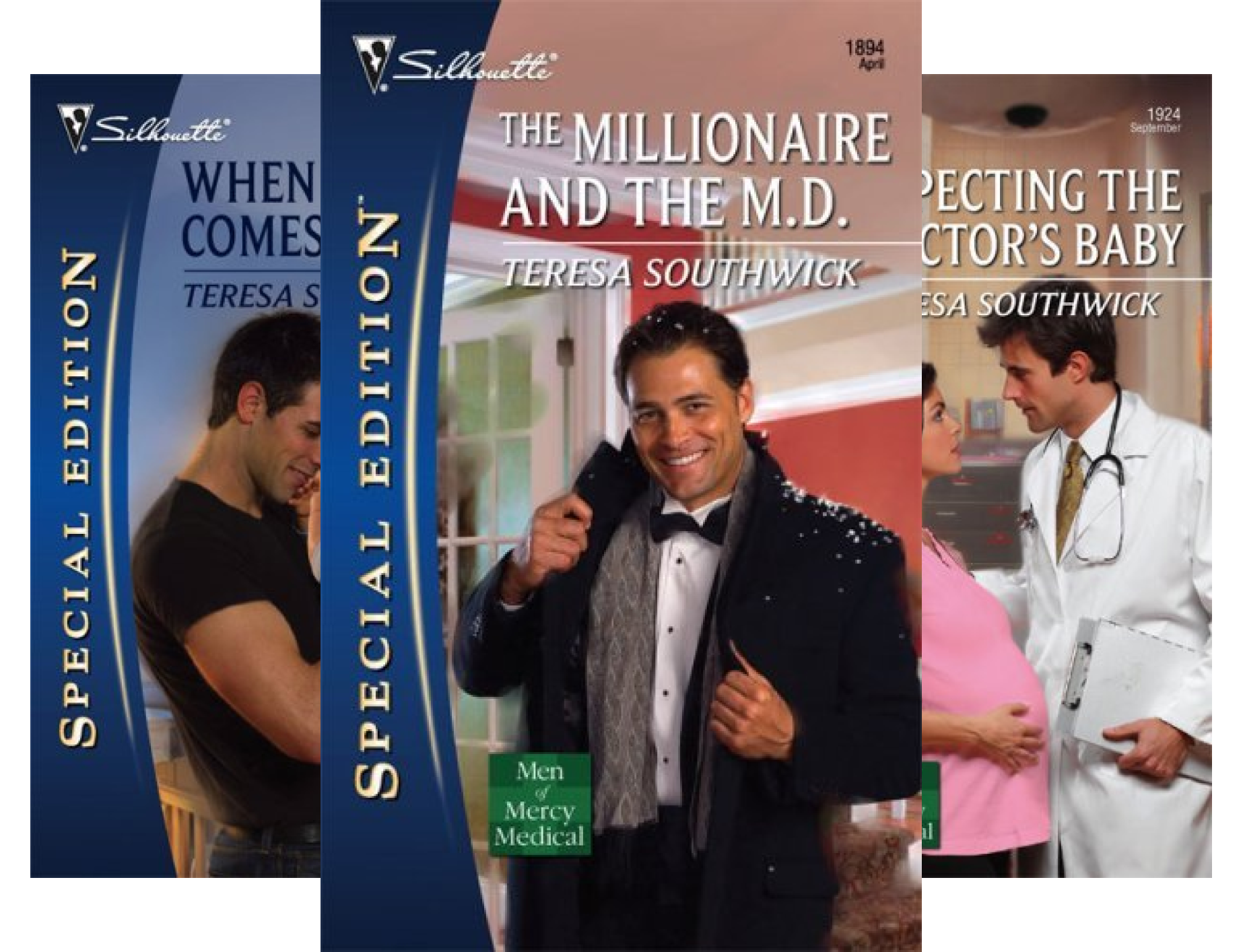 Download Men of Mercy Medical (11 Book Series) Pdf