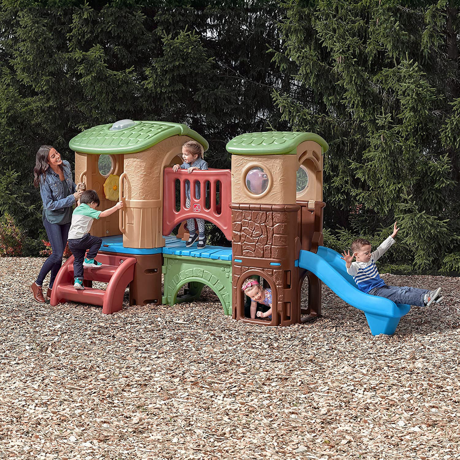 Top 11 Best Outdoor Playsets For Toddlers 2020 Reviews 5
