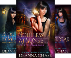 Last Witch Standing (3 Book Series) by  Deanna Chase
