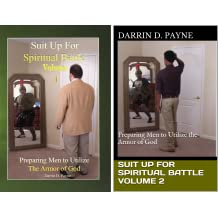 "The ""Suit Up"" Series by Conqueror Ministries (2 Book Series)"
