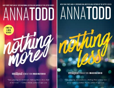 Nothing Less The Landon Series Book 2 Ebook Todd Anna Kindle Store