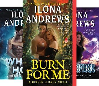 Hidden Legacy by Ilona Andrews