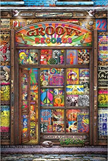 product image for Groovy Records Poster (24x36) PSA011105