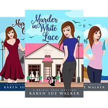 Bridal Shop Mysteries (3 Book Series)