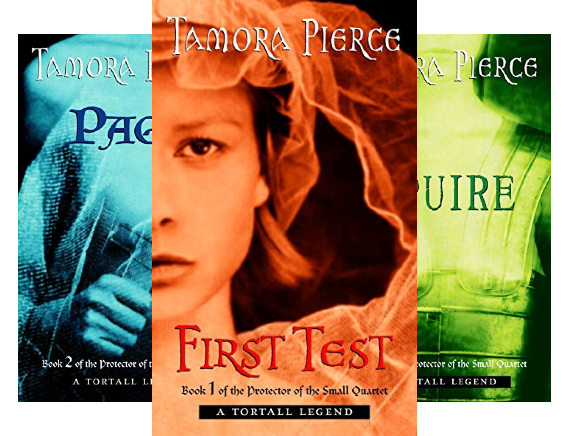 Tamora Pierce - Protector of the Small (4 Book Series)