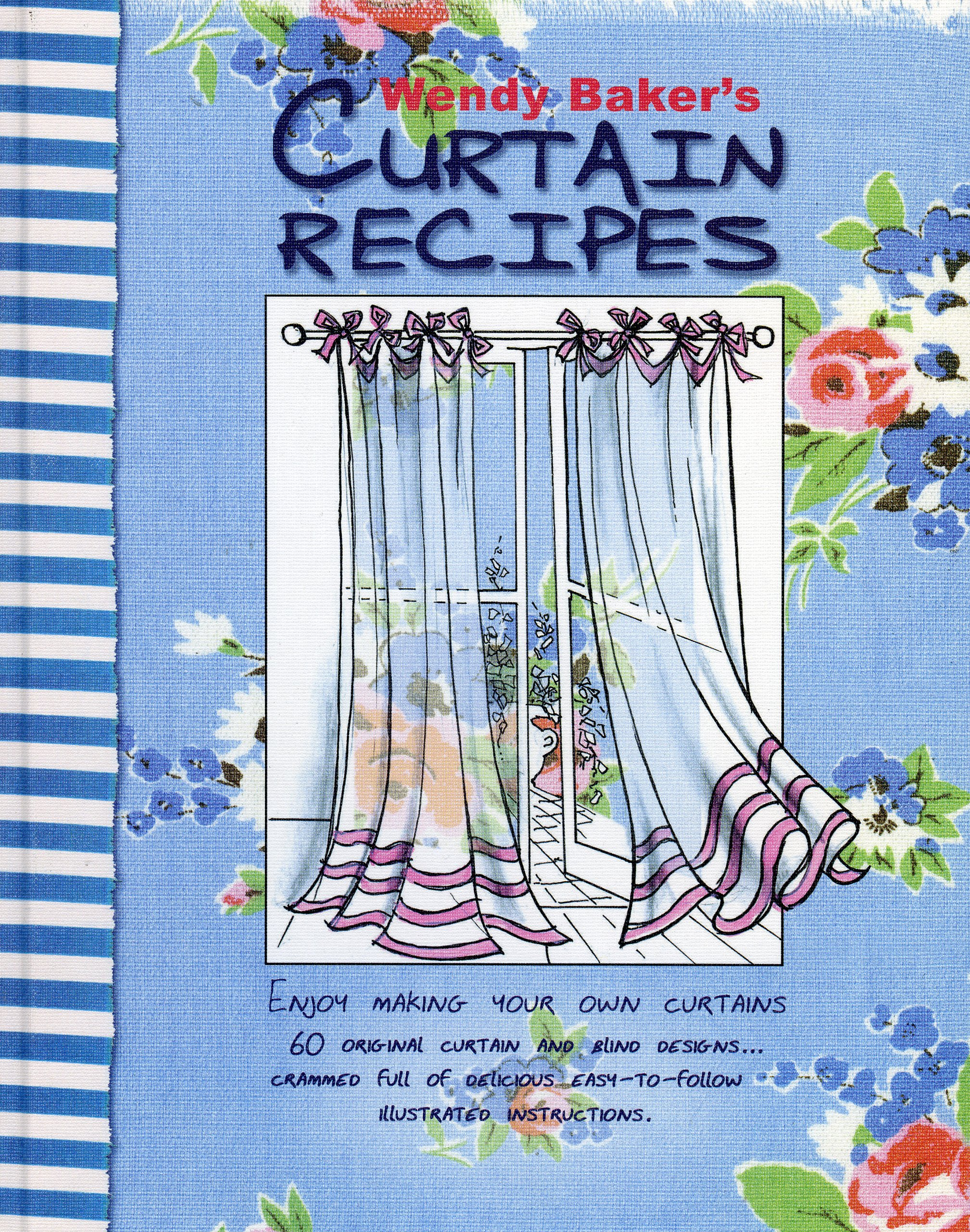 Curtain Recipes Book by Brand: Shoestring Book Company (Image #1)