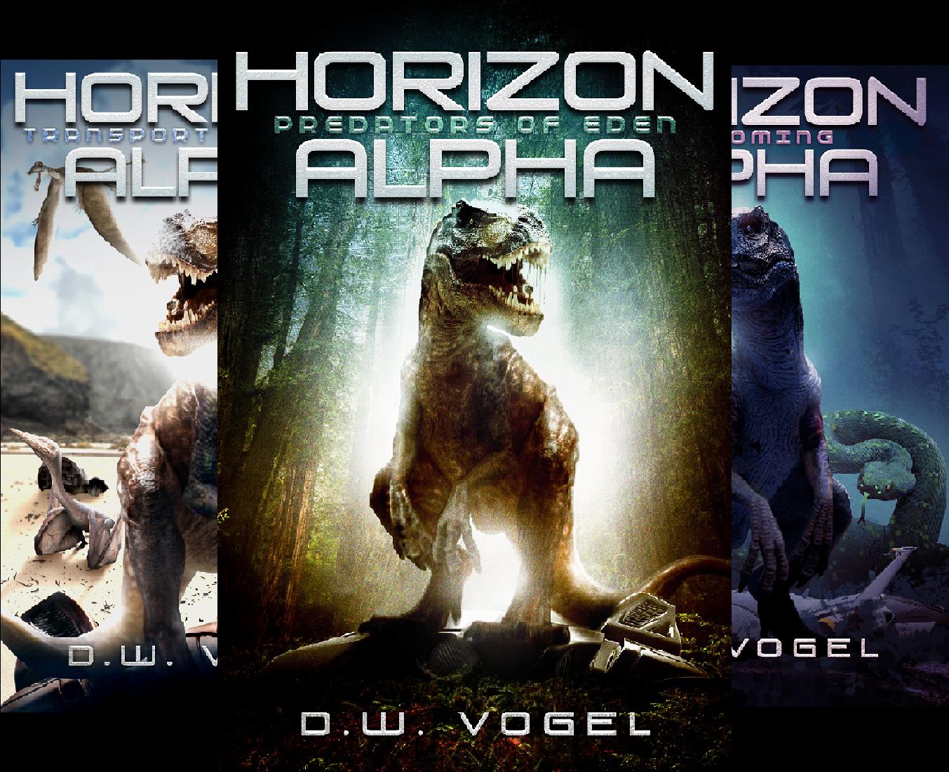 Horizon Alpha (3 Book Series)