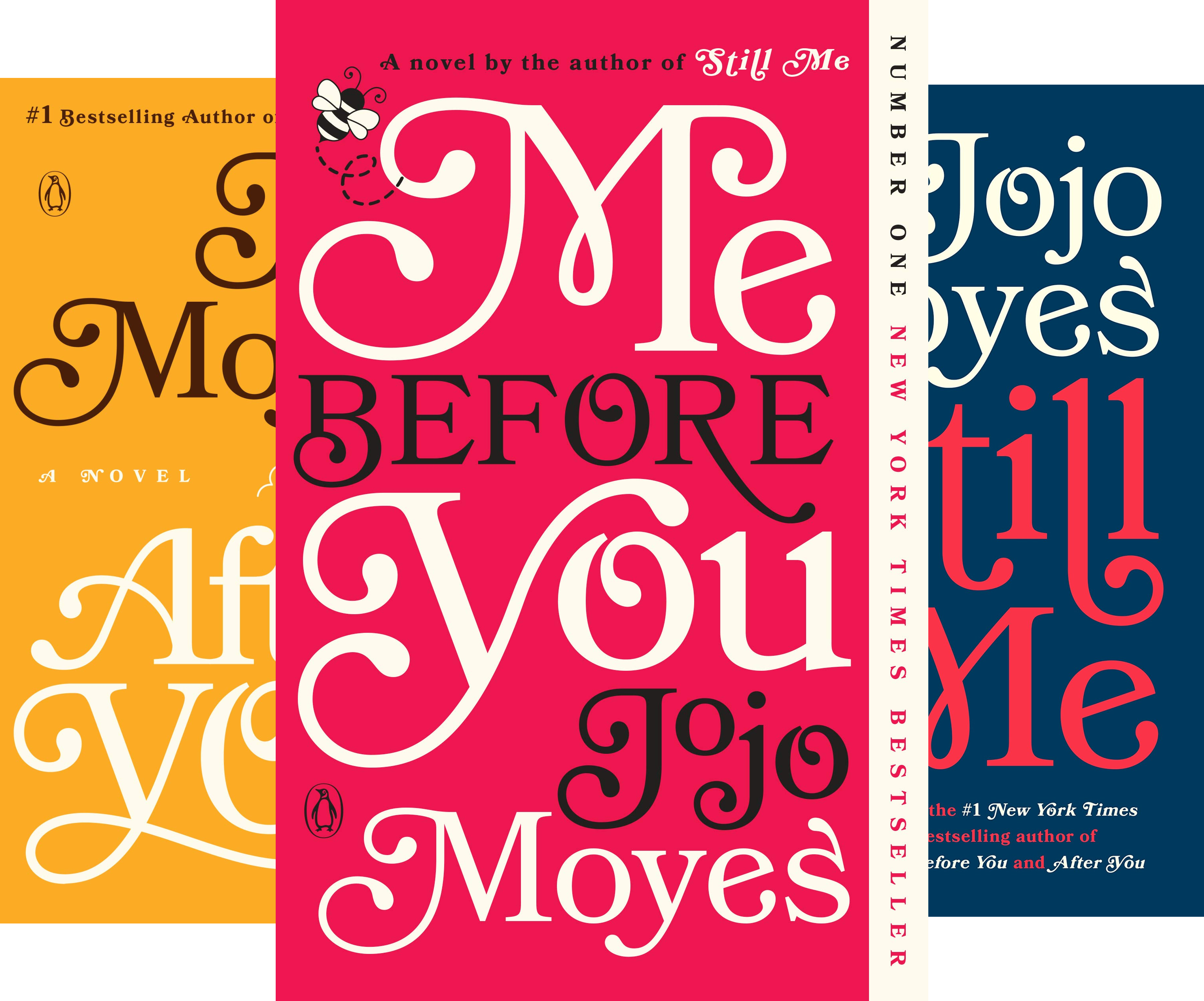 Me Before You Trilogy (3 Book Series)
