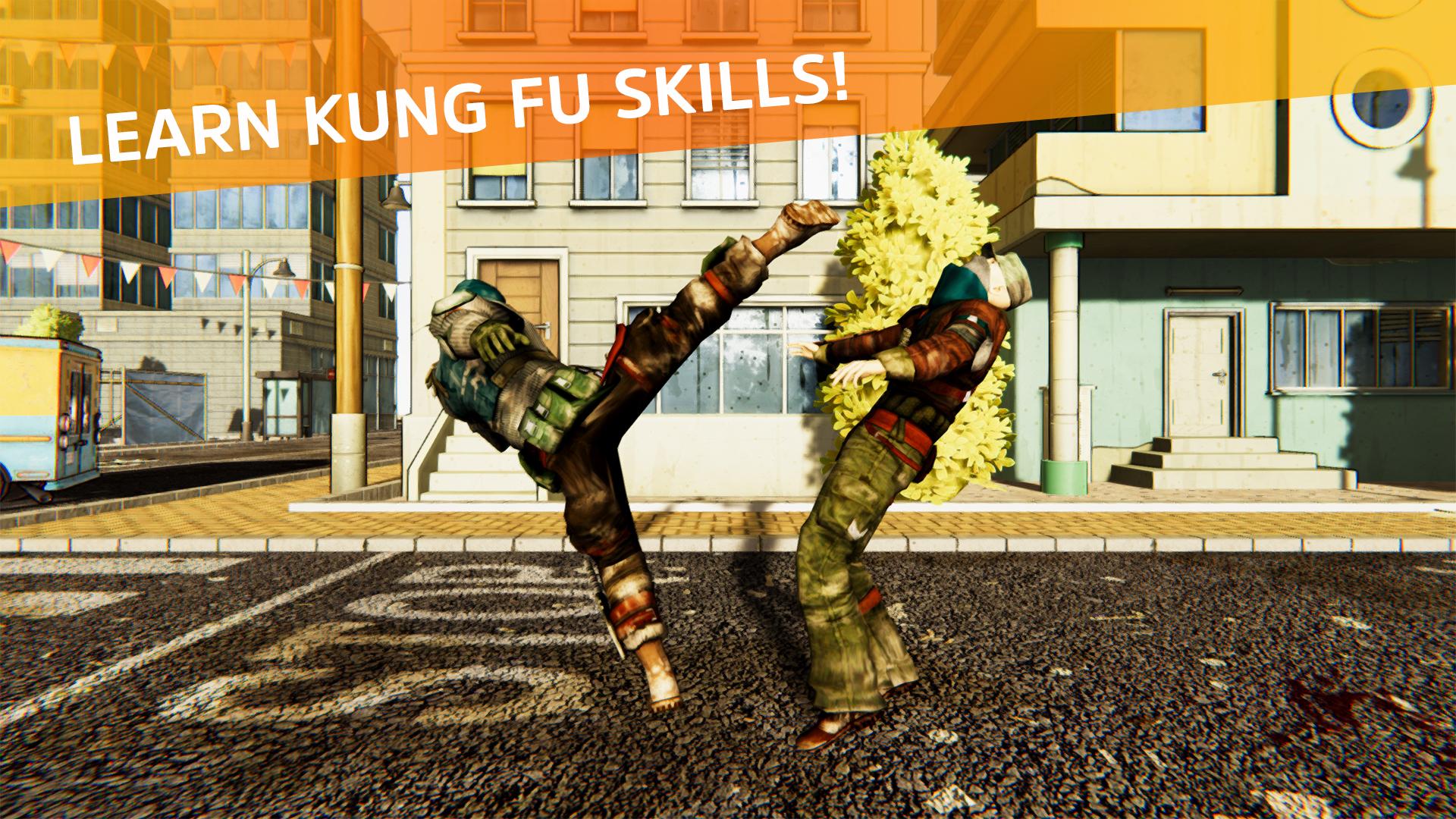 Kung Fu Street Fighting Ninja: Amazon.es: Appstore para Android