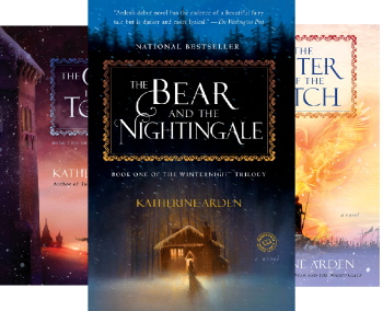 Winternight Trilogy (3 Book Series) by Katherine Arden
