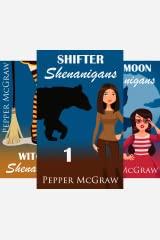 Shenanigans (3 Book Series) Kindle Edition
