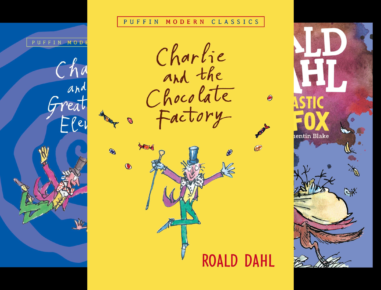 Roald Dahl Magical Gift Set (4 Books) (4 Book Series)