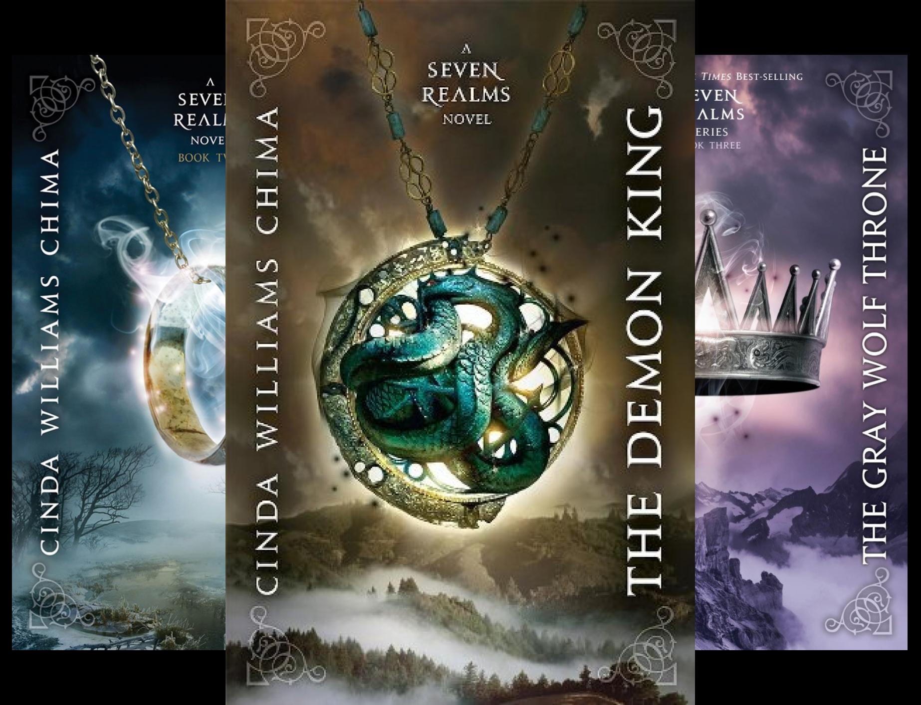 Cinda Williams Chima - Seven Realms (4 Book Series)