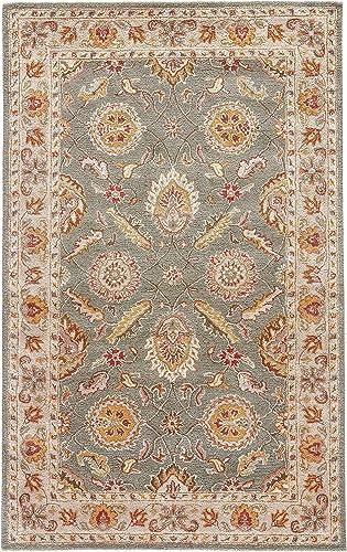 Jaipur Living Callisto Hand-Tufted Oriental Green Area Rug 10 X 10