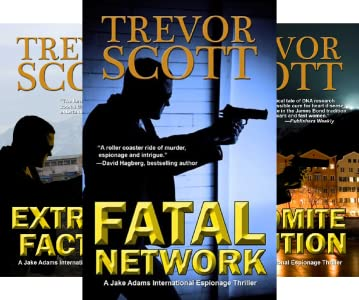 A Jake Adams International Espionage Thriller Series