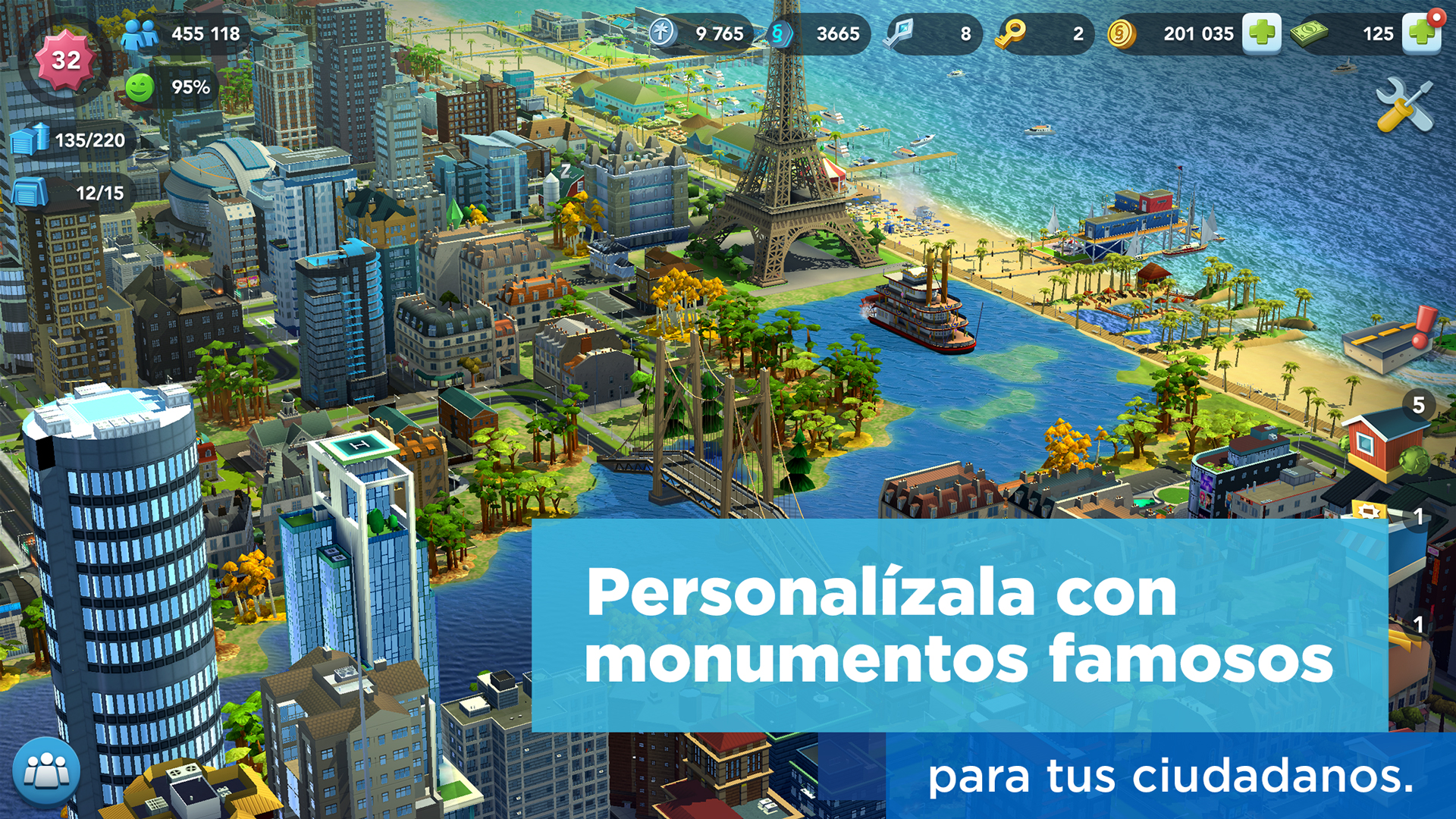 SimCity BuildIt: Amazon.es: Appstore para Android