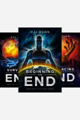 The End (4 Book Series) Kindle Edition
