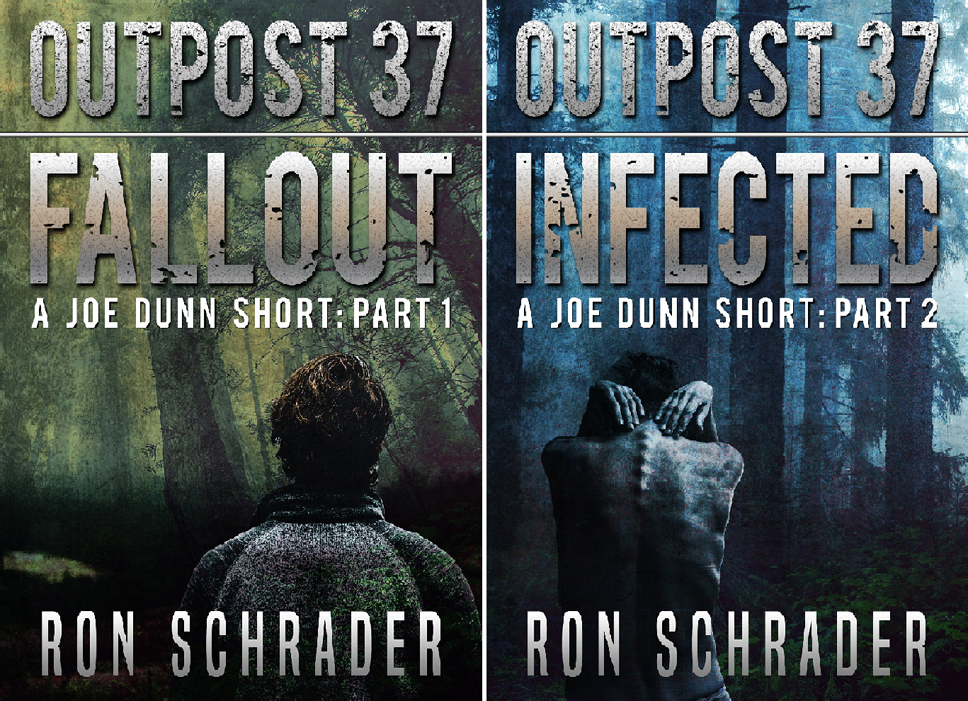 Outpost 37 (2 Book Series)