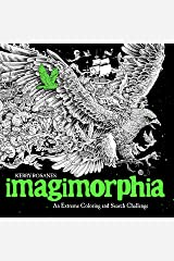 Imagimorphia: An Extreme Coloring and Search Challenge Paperback