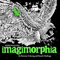 Image for Imagimorphia: An Extreme Coloring and Search Challenge