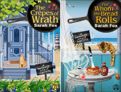 A Pancake House Mystery (2 Book Series) by  Sarah Fox