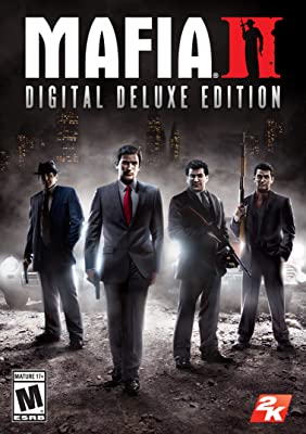 Mafia II Digital Deluxe [Online Game Code]